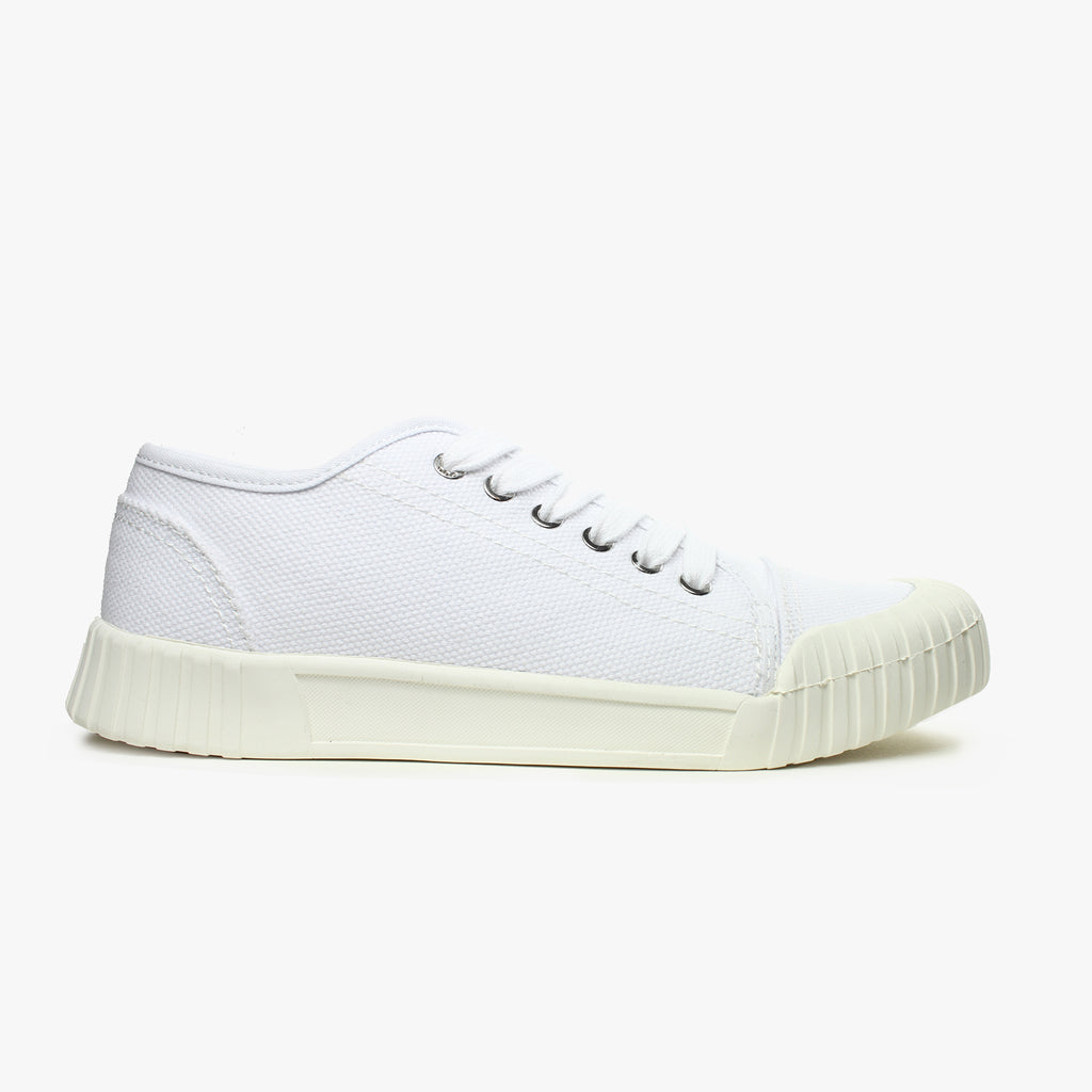 Good News London Sneakers - Bagger White Low