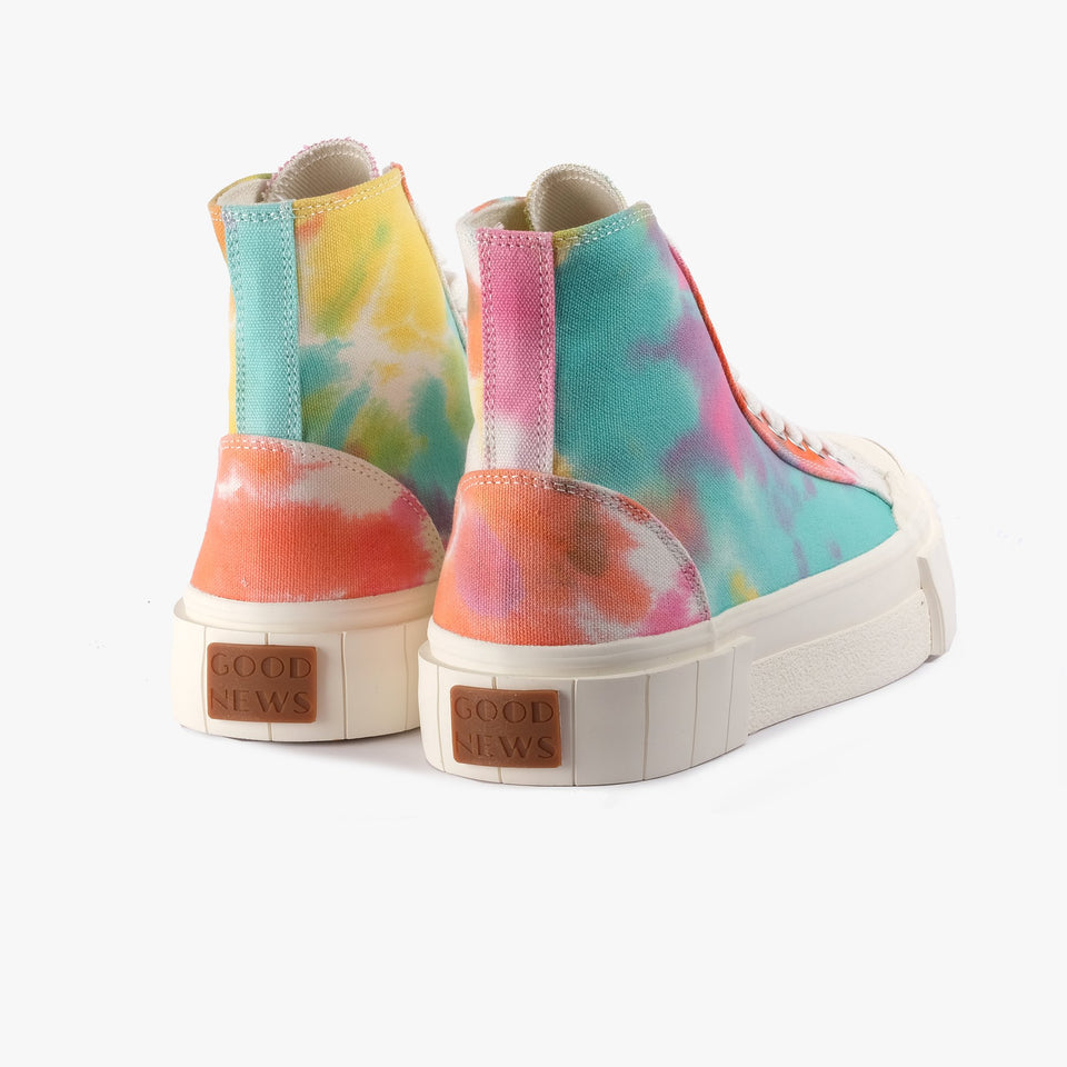 Palm Ombre Tie Dye High