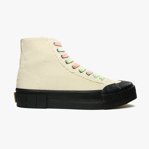 Good News London Sneakers - Juice Multi Lace High