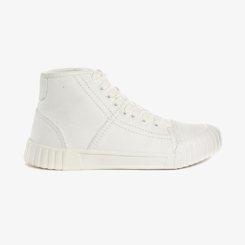 Good News London Sneakers - Bagger White High