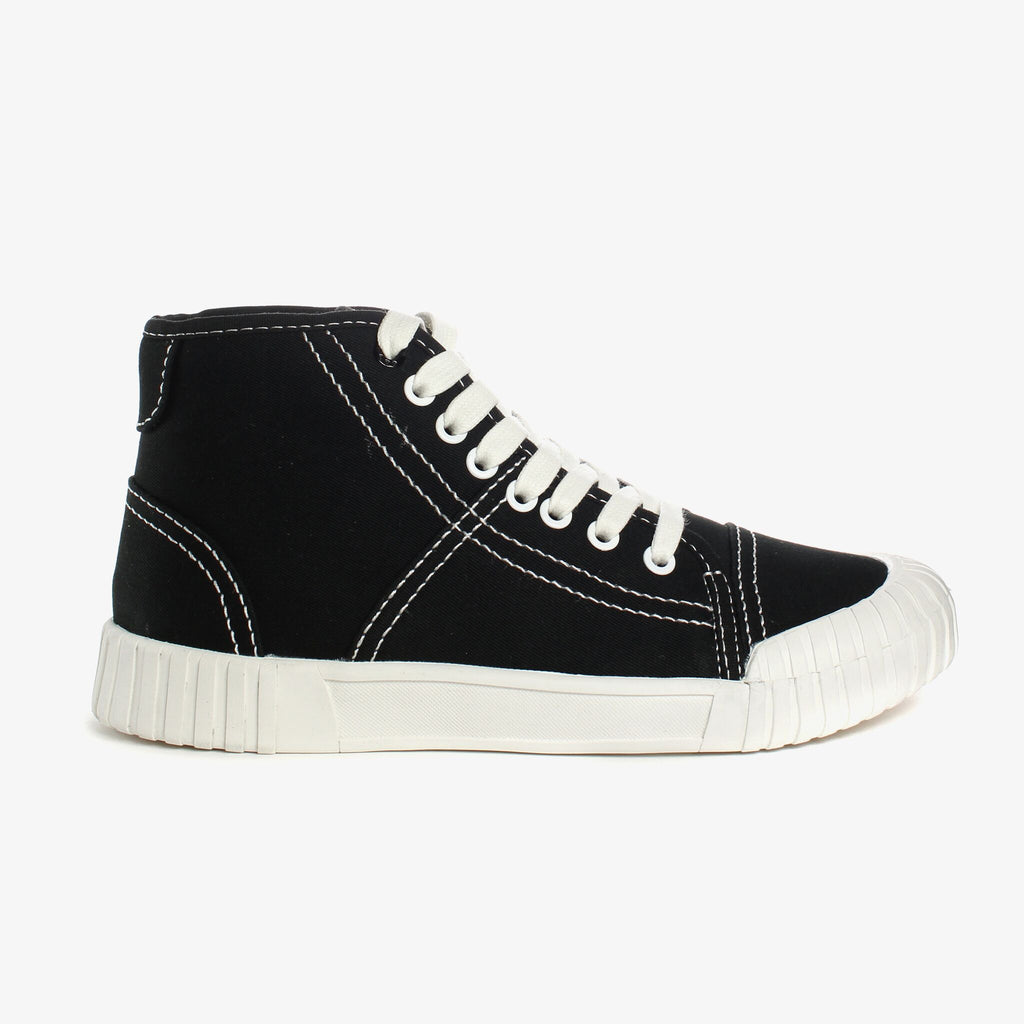Good News London Sneakers - Bagger Black High