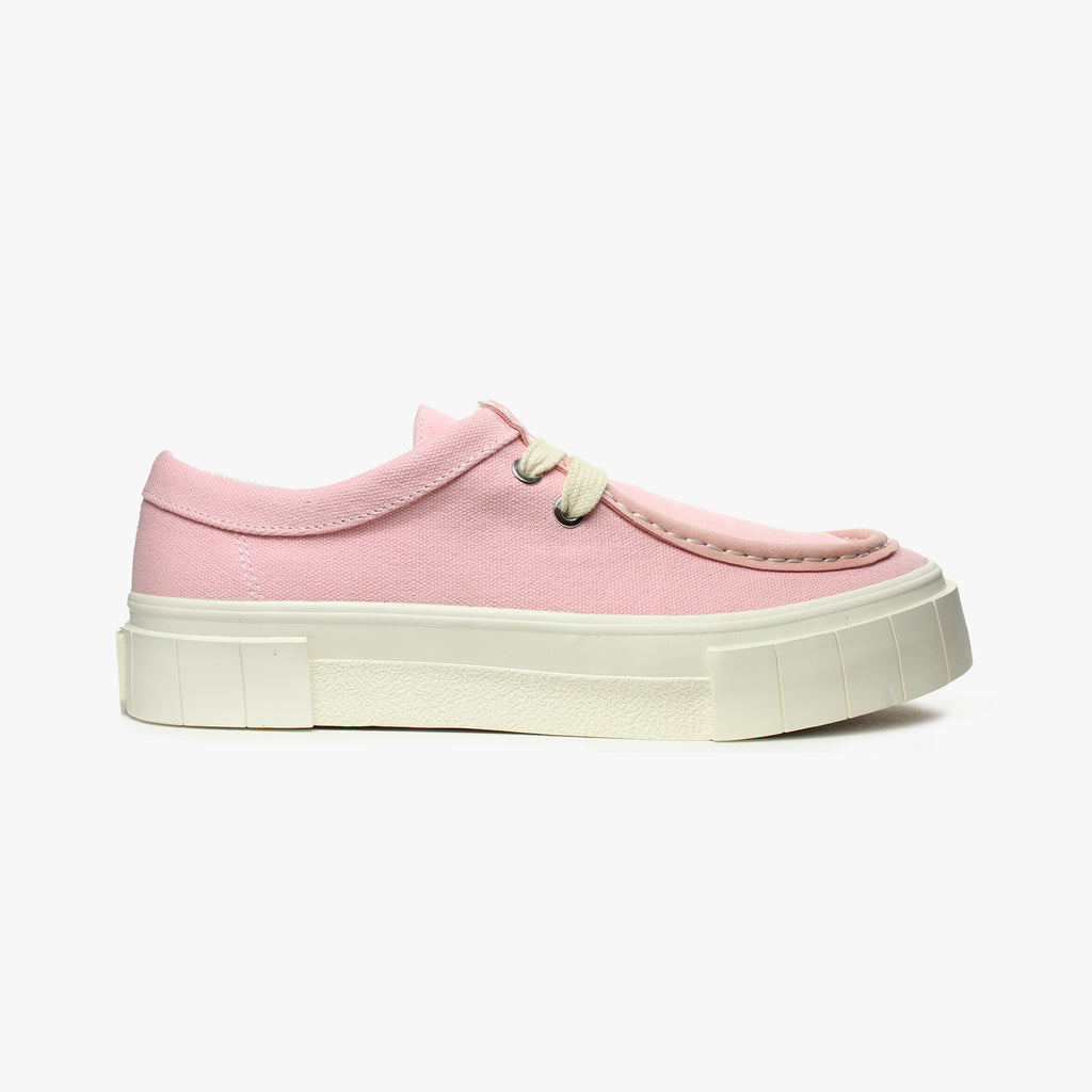 Good News London Sneakers - Rookie Pink Low