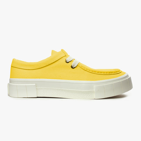 Good News London Sneakers - Rookie Yellow Low