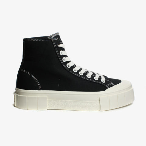 Good News London Sneakers - Bagger 2 Black High