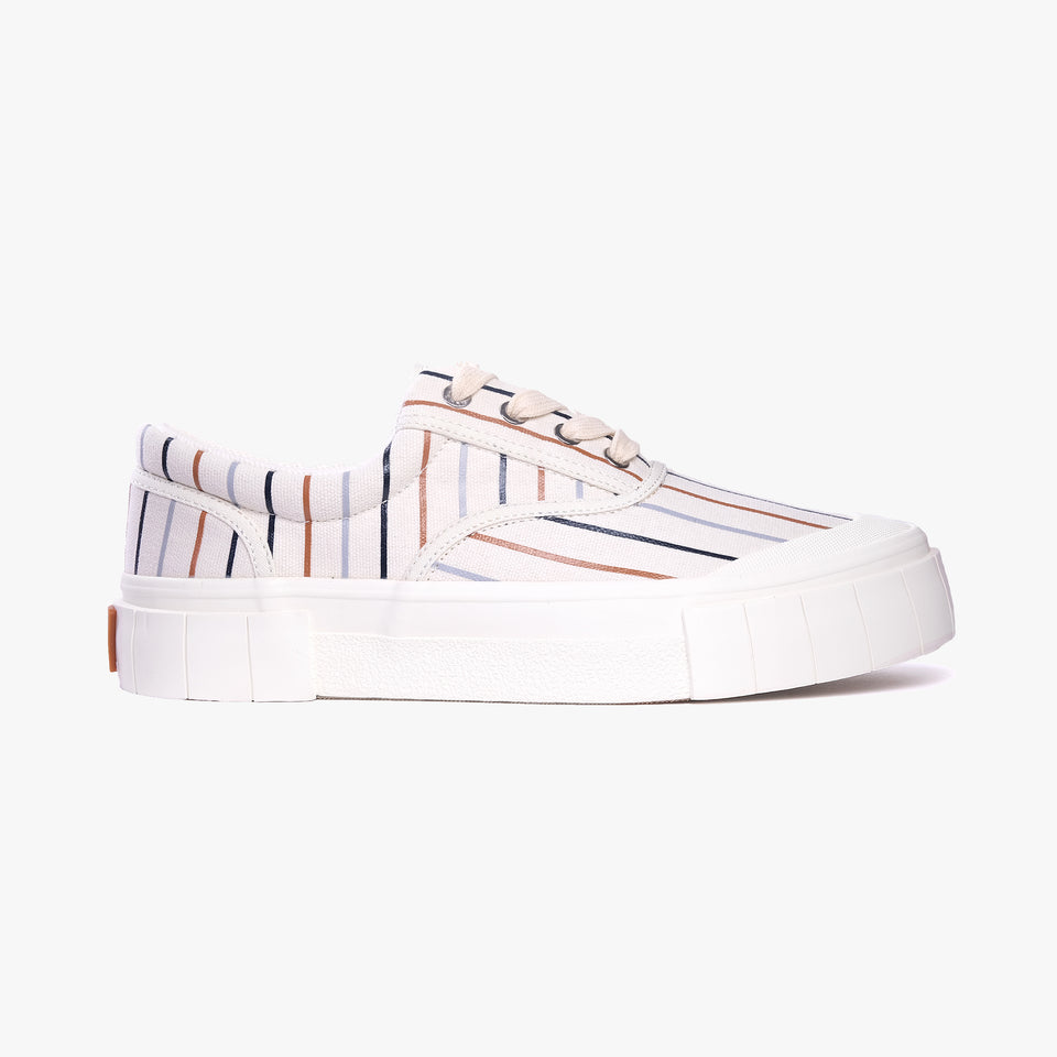Opal Stripe Oatmeal Low