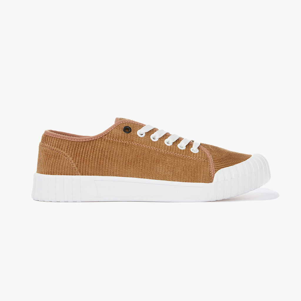 Good News Sneakers - Rhubarb Tan Low