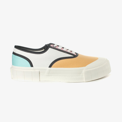 Good News London Sneakers - Abe 2 Tri Colour Low