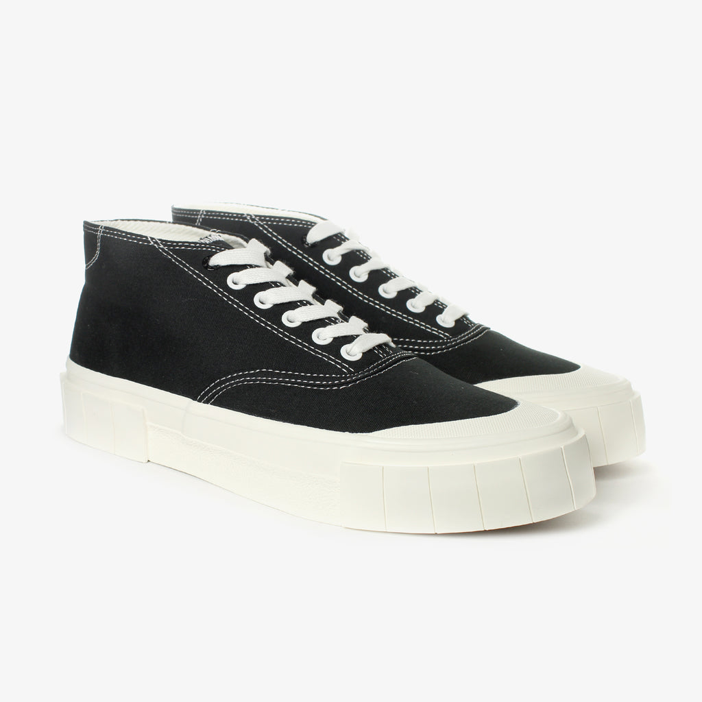 Good News London Sneakers - Bagger 2 Black Mid