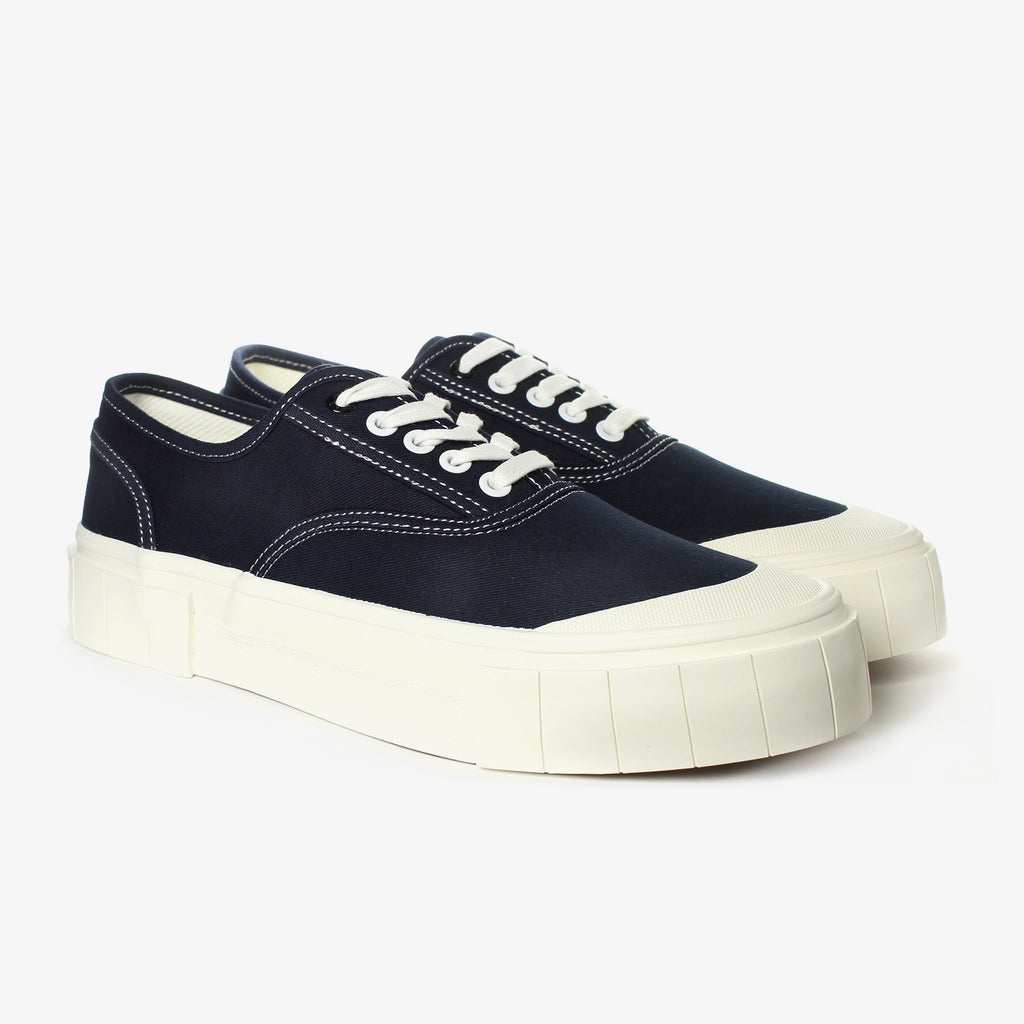 Good News London Sneakers - Bagger 2 Navy Low