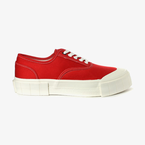 Good News London Sneakers - Bagger 2 Red Low