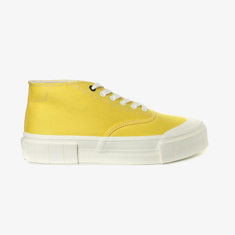 Good News London Sneakers - Bagger 2 Yellow Mid