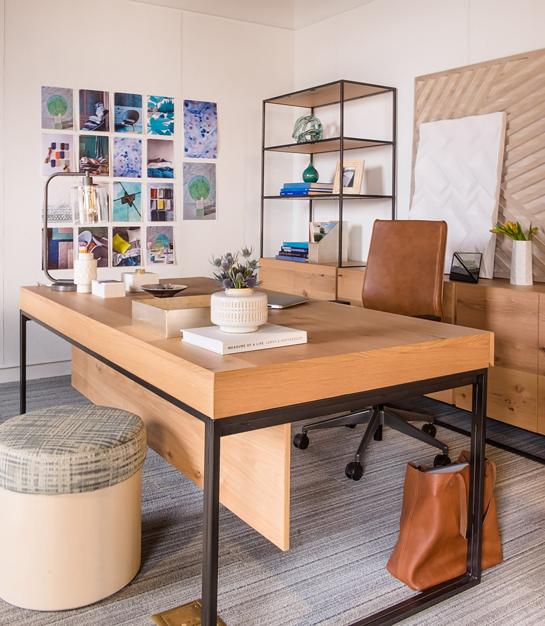 5 Tips for Getting and Staying Organized west elm WORKSPACE