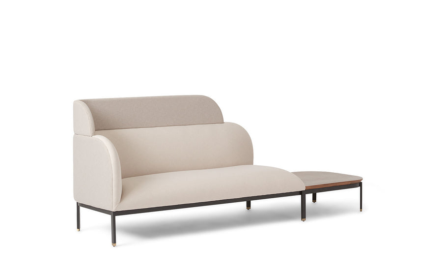 Billow High Back Chaise