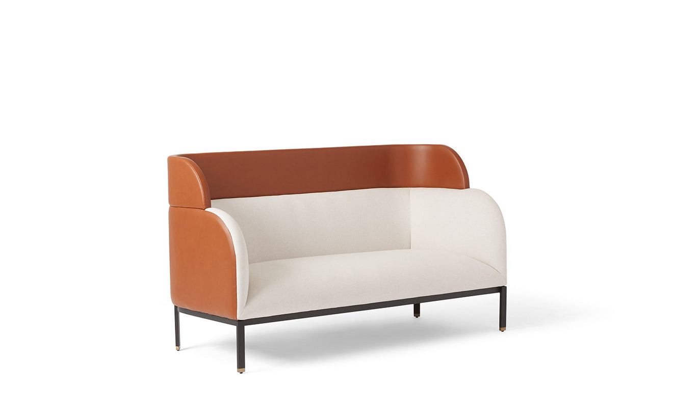 Billow High Back Sofa – west elm WORKSPACE
