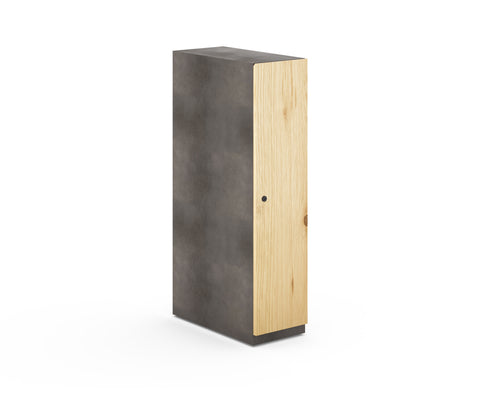 Industrial Metal Vertical Locker