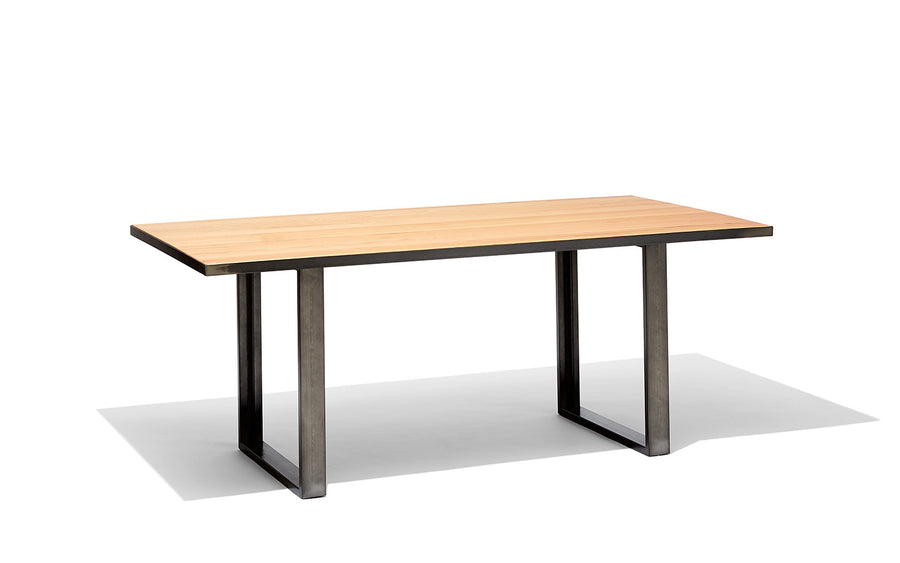 Industrial Rectangular Meeting Table