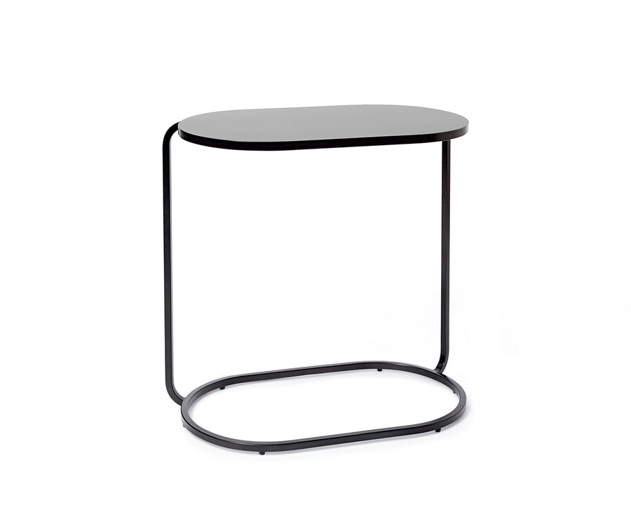 Loop Oval Side Table