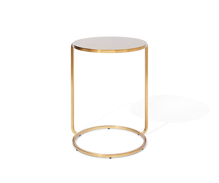 Loop Round Side Table