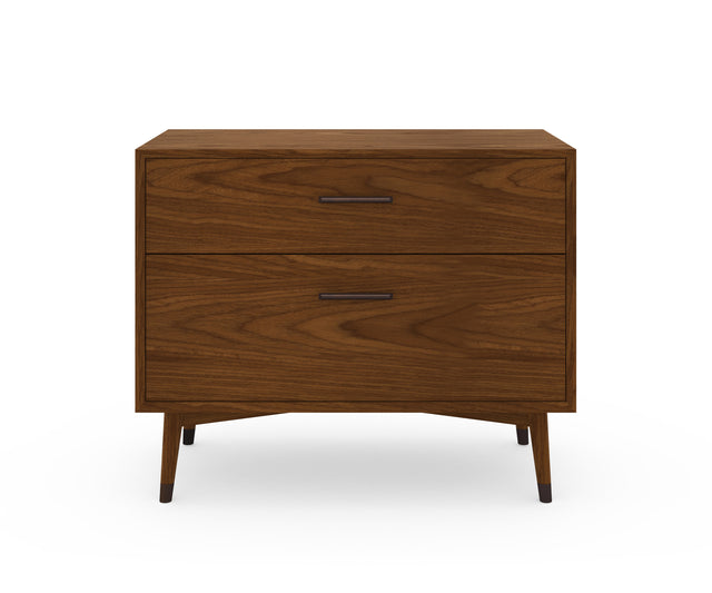 Mid-Century Lateral File Cabinet