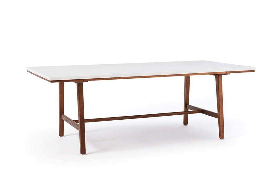 Modern Rectangular Meeting Table