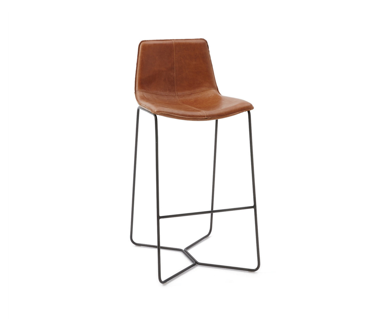 Slope Bar Stool West Elm Workspace