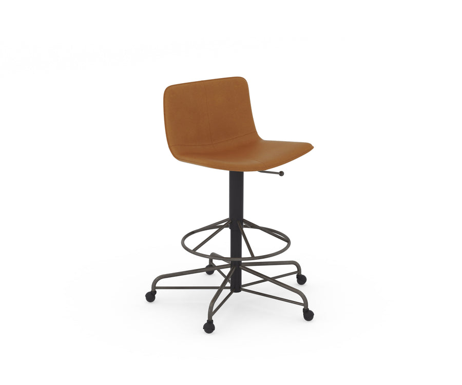 Slope Height Adjustable Bar Stool