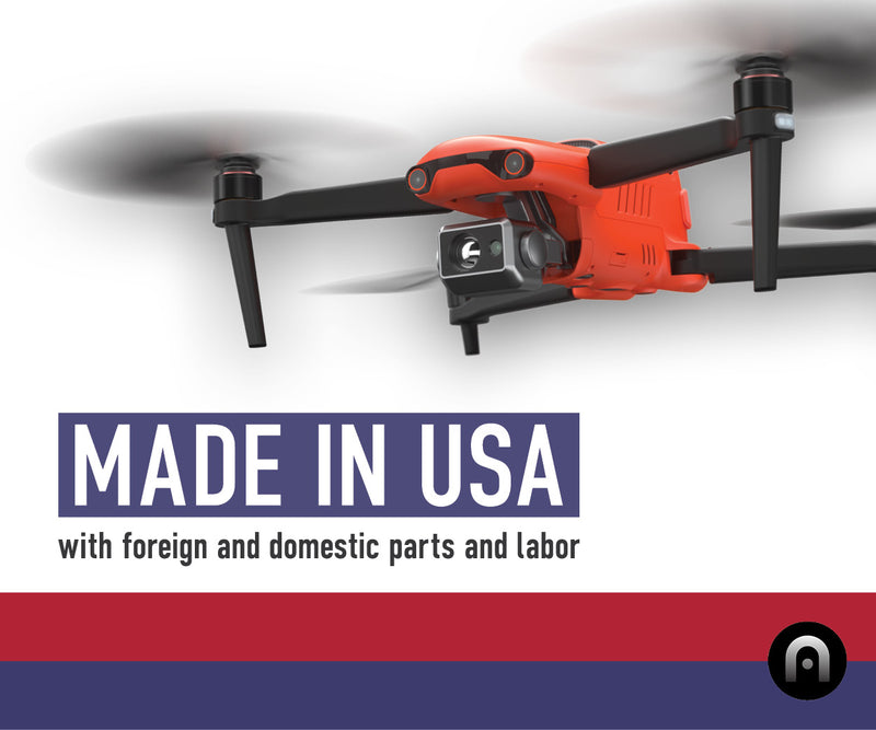 "Autel Announces Their EVO II Dual is ""Made In The USA""!"
