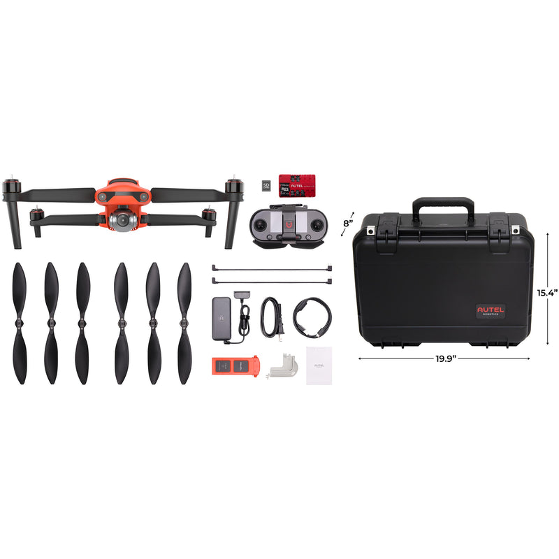 Autel EVO 2 Rugged Bundle Contents