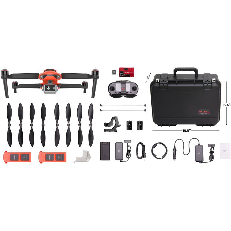 Autel Robotics EVO II Dual 640 Rugged Bundle