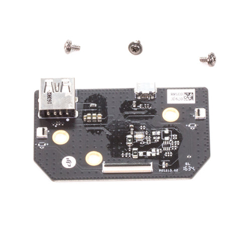 DJI Phantom 4 Pro - Spare Part 24 - Pro Remote Controller Back Interface Board