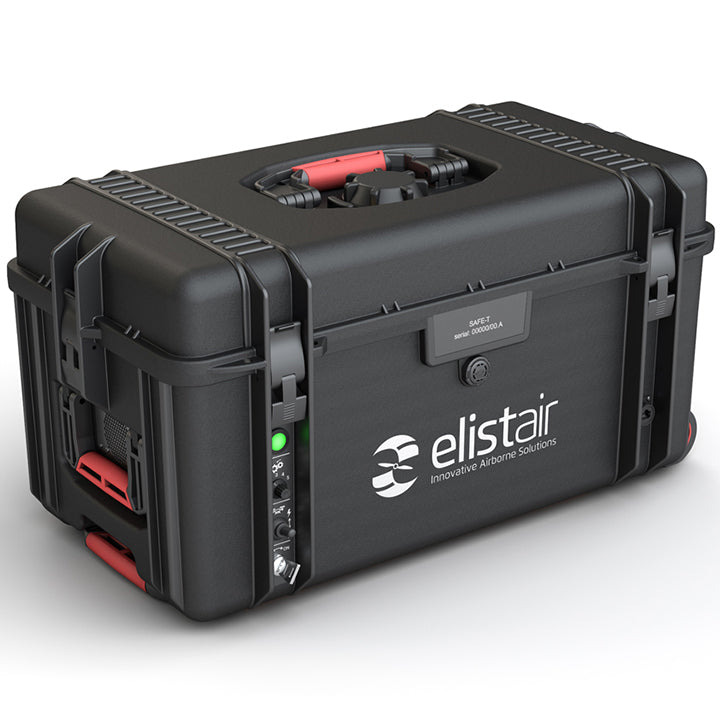 Elistair Safe-T Tether Station