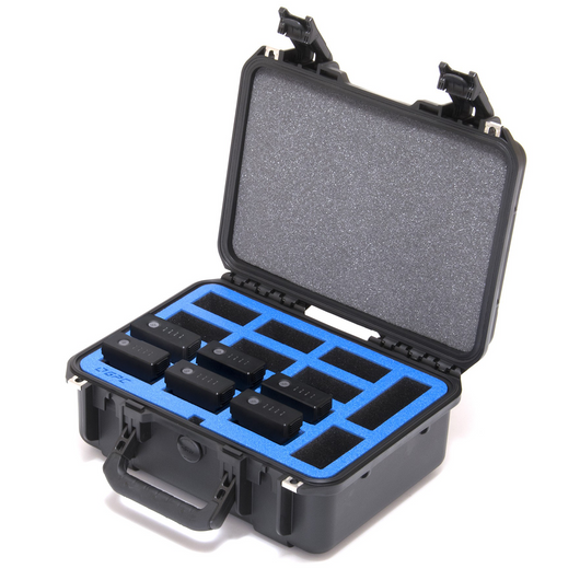 Go Professional Cases DJI Matrice 600 12 Battery Case