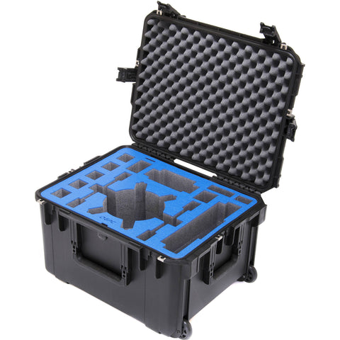 Go Professional Cases Yuneec Typhoon H Case w/Battery Slot