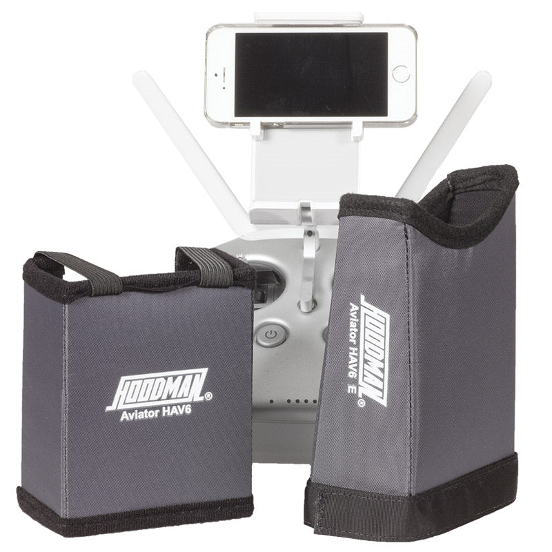 Hoodman Aviator Hood Kit for iPhone 6/7