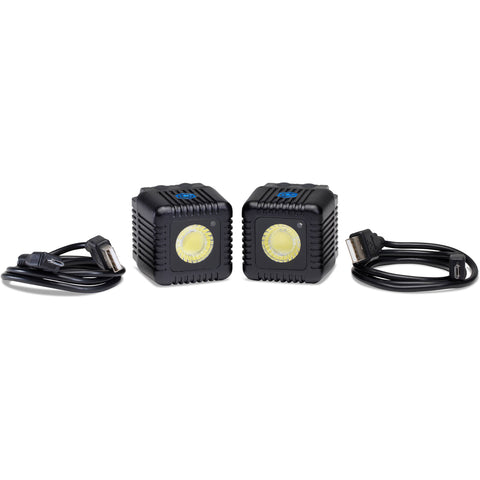 Lume Cube (Black) - Two Pack