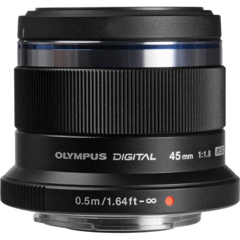 Olympus M.Zuiko Digital ED 45mm f/1.8 Lens