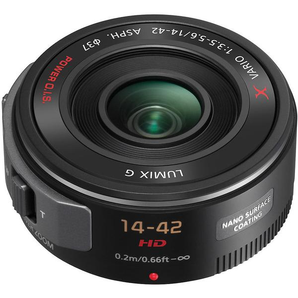Panasonic LUMIX G X Vario PZ 14-42mm f/3.5-5.6 ASPH POWER O.I.S. Lens