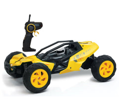 KIDIRACE RC RACING BUGGY - Yellow
