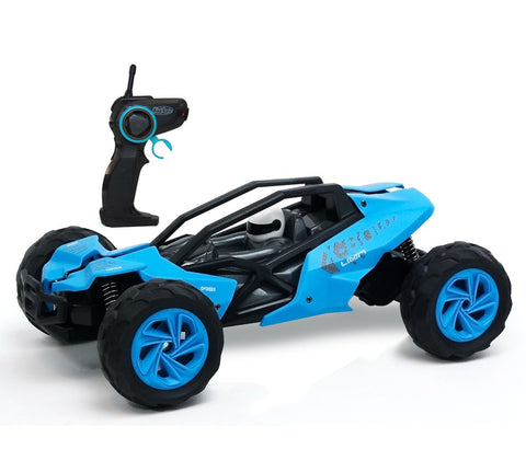 Kidirace RC Racing Buggy - Blue