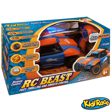 Kids Remote Control Car | RC Beast | Fast, Thrilling and Smooth Control