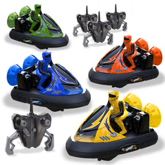 KidiRace RC Bumper Cars - Series 2400 - Set of 4