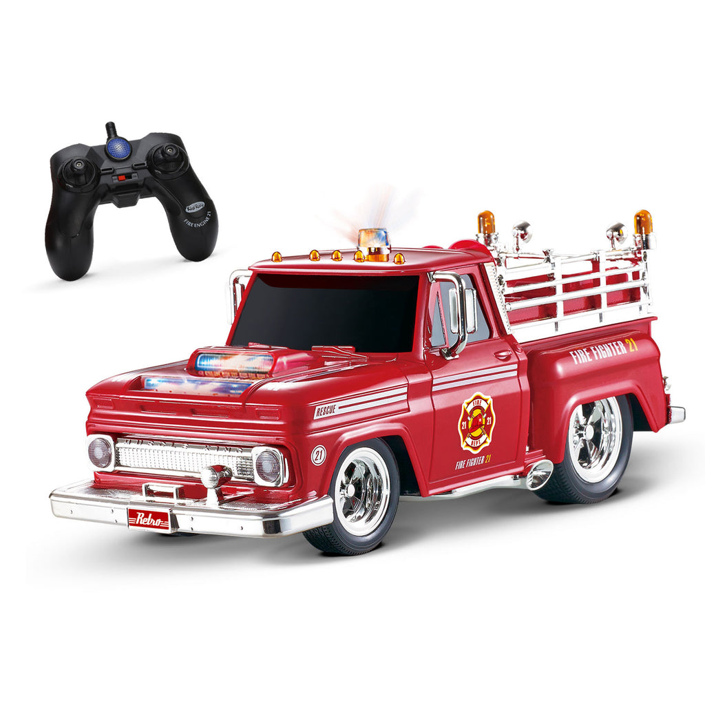 Kidirace RC Fire Engine Truck