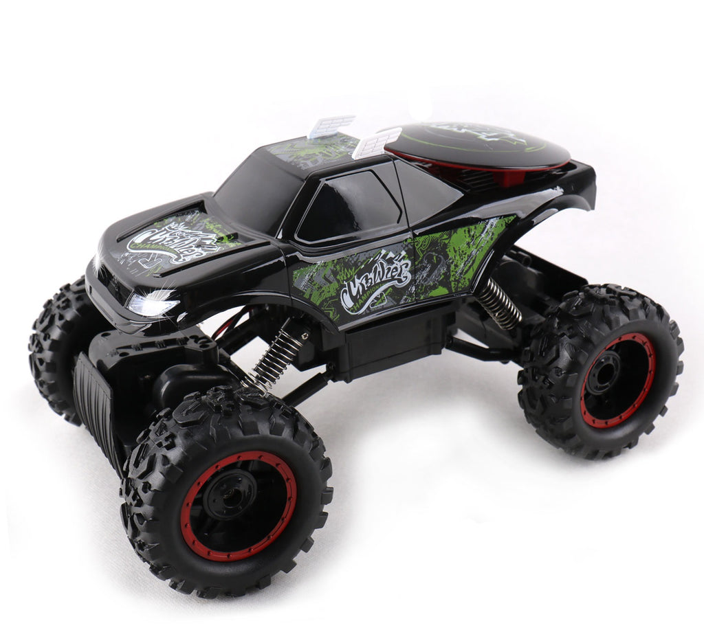 Replacement Rock Crawler for Kidirace All Terrain RC Rock Crawler - Black