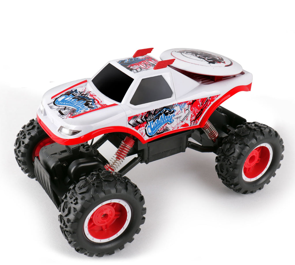 Replacement Rock Crawler for Kidirace All Terrain RC Rock Crawler - White