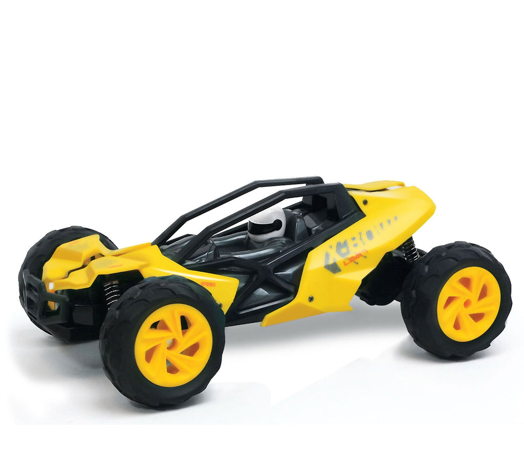 Racing Buggy For KidiRace Racing Buggy Remote Control Car - Yellow