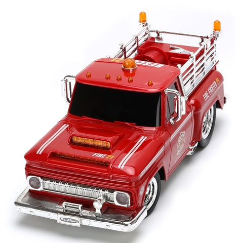 Fire Truck For Kidirace RC Remote Control Fire Engine Truck