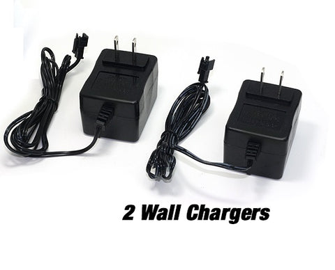Charger For KidiRace Bumper Cars KR-0592 - Set of 2