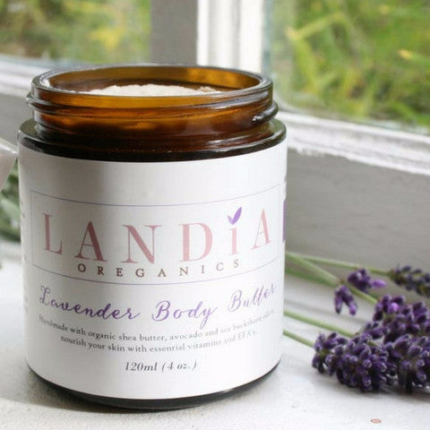 Lavender Shea Body Butter - Square One Source