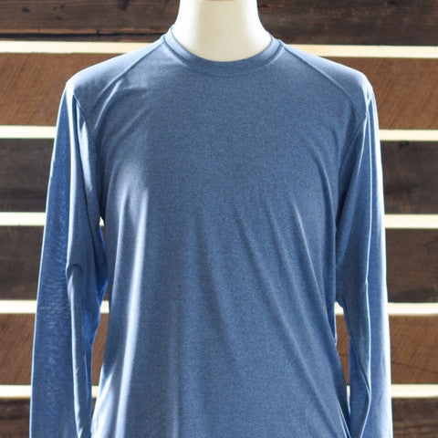 Men's Long Sleeve Sport Tee - Square One Source