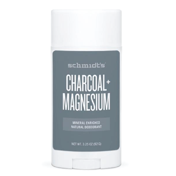 Charcoal + Magnesium Mineral Enriched Deodorant - Square One Source
